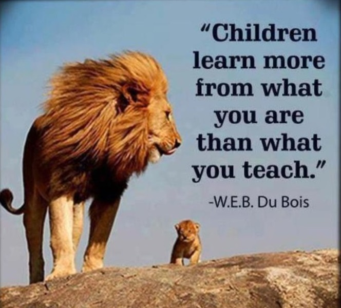 PARENTING – How To Role Model Leadership?