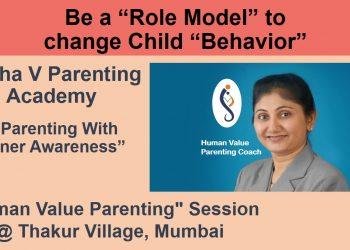 Be a role model to change child behavior_Thakur Village_RVA_720p