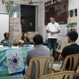 Digital Parenting Session at Rotary Club Mumbai by Rekha Vaghela