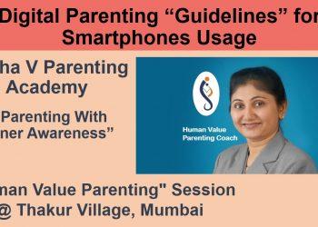 Digital Parenting guidelines for smartphones usage by children_720p
