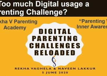 Is Too much Digital usage a Parenting Challenge