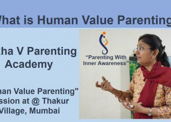 RVA-Thakur Village_Human Values Parenting session_540p
