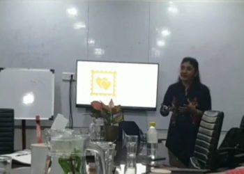 Rekha at JJSE Pune chapter meet