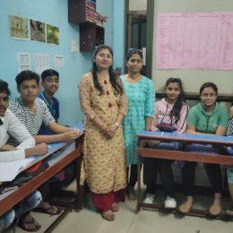 Aayojana coaching Academy 10th Students Motivational Session.